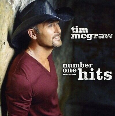 Tim McGraw : Number One Hits CD