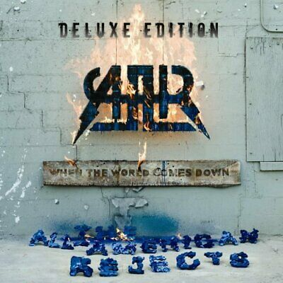 All-American Rejects : When the World Comes Down (Dlx) CD