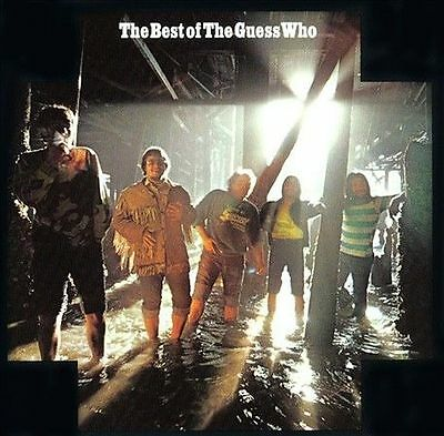 The Best of the Guess Who CD