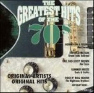 Various Artists : The Greatest Hits of the 70s, Volume 2 CD