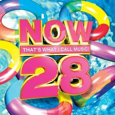 Various Artists : Now 28: Thats What I Call Music CD