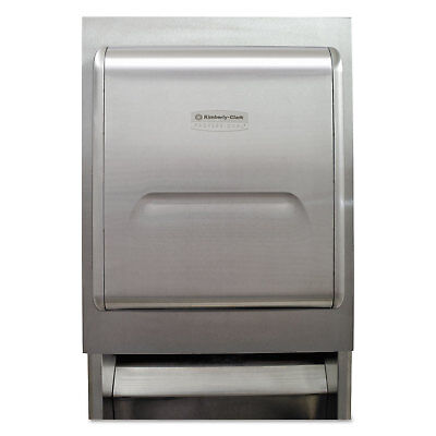 Kimberly-Clark Professional MOD Recessed Dispenser Housing w/Trim Panel