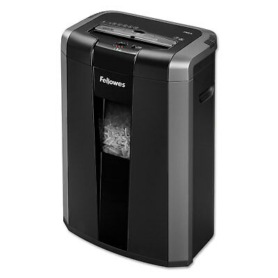 Fellowes Powershred 76Ct Cross-Cut Shredder 16 Sheet Capacity 4676001