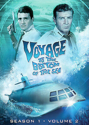 Voyage to the Bottom of the Sea, Season DVD