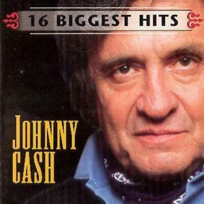 Johnny Cash : 16 Biggest Hits CD (1999)