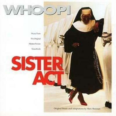 Various Artists : Sister Act (Us Import) CD (1999)