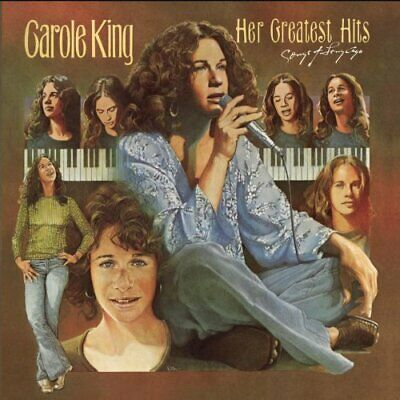 King, Carole : Carole King - Her Greatest Hits: Songs Of Long Ago CD