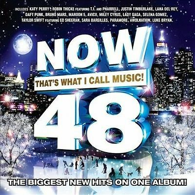 Now Thats What I Call Music : Now 48: Thats What I Call Music CD