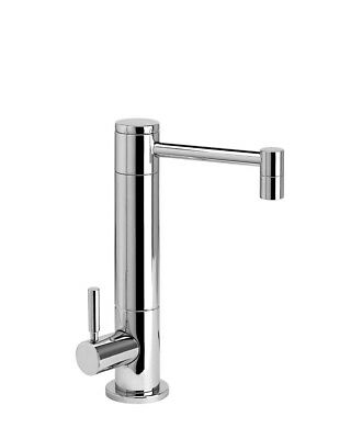Waterstone 1900H-AB Hunley Hot Only Filtration Faucet, Antique Brass