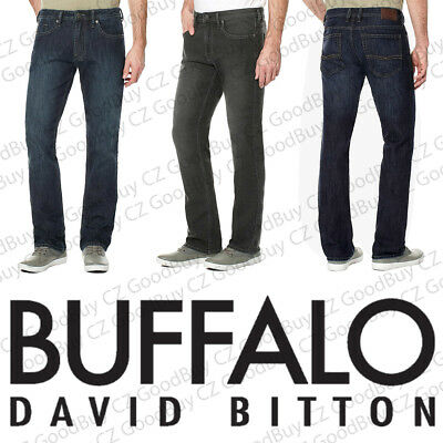 Men's Buffalo David Bitton Driven-X Slim Straight Stretch Jeans Variety NEW!