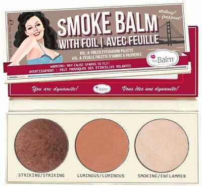 Smoke Balm Vol. 4, The Balm Cosmetics,