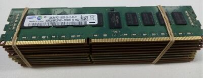 20GB (10x 2GB HP Sticks) PC3-10600R 2Rx8 1.5V Registered DDR3 ECC Server RAM