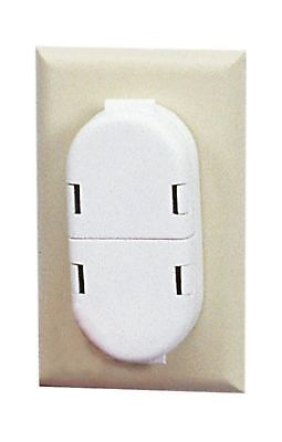 Safety 1st Two-Touch Outlet Covers 2-Pack