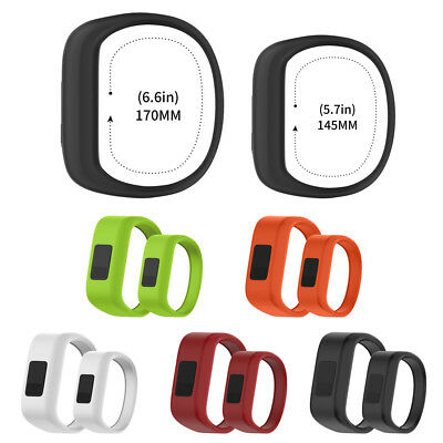 S & L Replacement Wrist Band Silicon Strap Clasp For Garmin vivofit JR Watch CA-