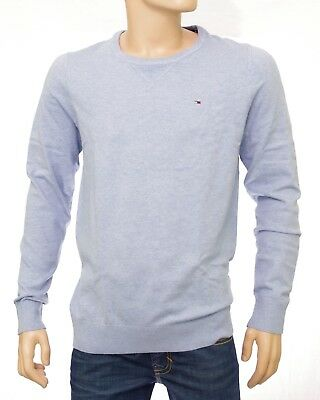 PULL TOMMY HILFIGER col rond blanc Taille XL EUR 30,00