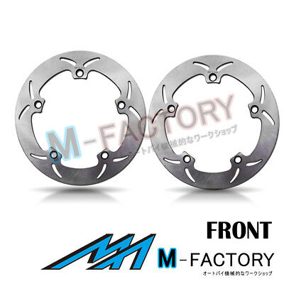 Front Brake Disc Rotor x2 Fit BMW R 1100 GS 94-01 94 95 96 97 98 99 00 01