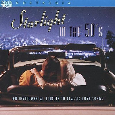Streamliners : Starlight in the 50s CD
