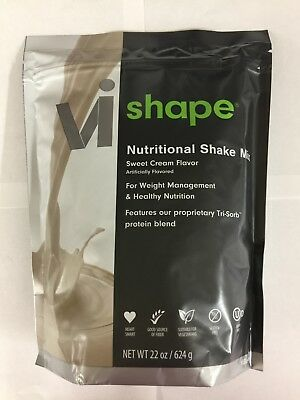 1x ViSalus Shake mix Body By Vi Weight Loss Diet Shake.Brand New 22ozBAG EXP2020