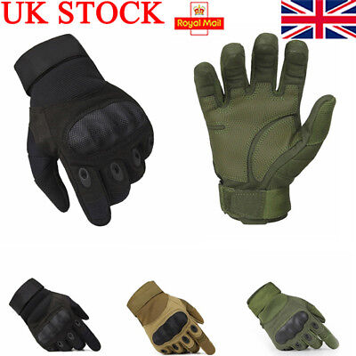 Mens Women Gloves Tactical Waterproof Stretch Anti-Slip Mittens Cycling Climbing
