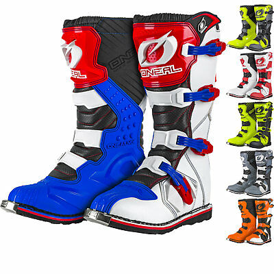 New Oneal Rider Boot EU Motocross Enduro Boots 7 8 9 10 11 12 All Colours