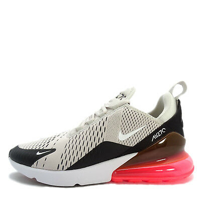 12c884b9eba7d NIKE AIR MAX 270  AH8050-003  Men Casual Shoes Black Light Bone-Hot ...