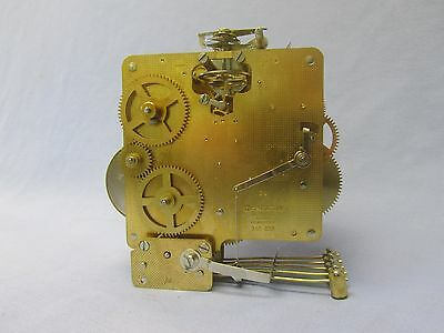 HERMLE 340-020, Westminster Mantel and Wall  Clock Movement, 2 year Guarantee