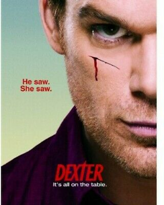 Dexter: The Seventh Season [Blu-ray] Blu-ray