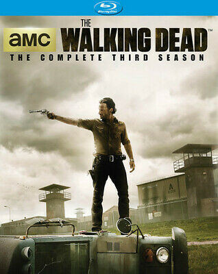 The Walking Dead: The Complete Third Sea Blu-ray