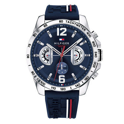 Tommy Hilfiger Mens Analog Casual Decker 1791476