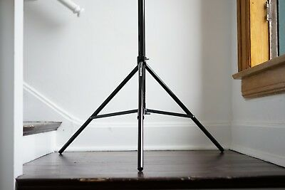 Manfrotto Alu Master Air-Cushioned Stand Black 12'