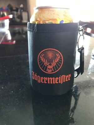 Jagermeister Koozie With Opener And Magnets