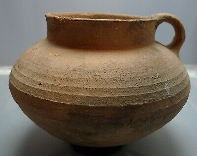 Herodian Terracotta Vessel 37 BC - 70 AD Ancient Pottery