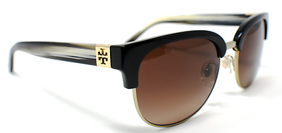 New Tory Burch Sunglasses Ty9047 1606T5 Black-Gold/brown Polarized