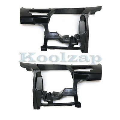 VW1042111 Front Left Side Outside Bumper Cover Locating Guide For 11-14 VW Jetta