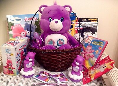 Care Bears Pottery Barn Easter Basket ~Please order soon for Pre-Easter Arrival