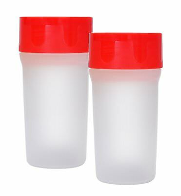 Litecup TWIN PACK - the no-spill sippy cup that lights up - Red