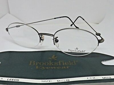 Brooksfield Occhiali Da Vista Uomo Glasses Eyewear Vintage Lunettes Brille Retro