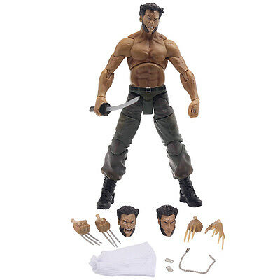 7'' Wolverine III Logan Marvel Legends Infinite Action Figure Toy Boxed FR Stock