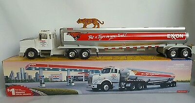 Exxon  1997 Collectors Edition Tanker Truck 6Th In Series