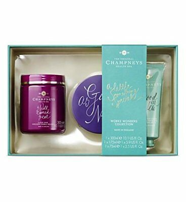 Champneys Works Wonders Collection Gift Set