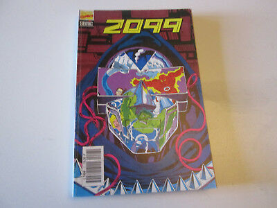 2099.. 7 ..marvel Comics Semic ..tbe