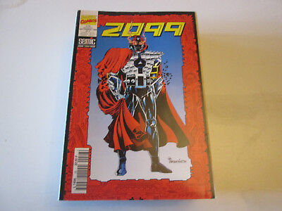 2099.. 26 ..marvel Comics Semic ..tbe