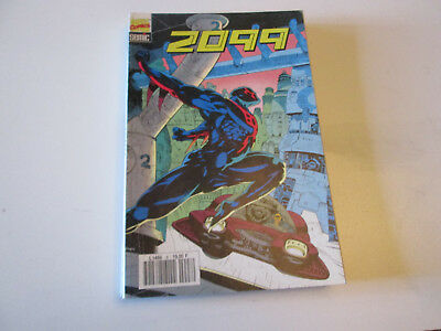 2099.. 8 ..marvel Comics Semic ..tbe