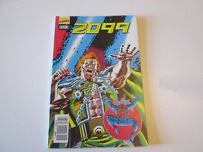 2099.. 5 ..marvel Comics Semic ..tbe