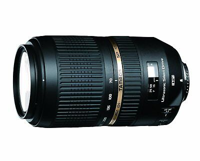 Tamron SP AF 70-300mm F/4-5.6 Di VC USD Lens for Canon Brand NEW