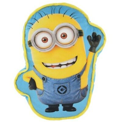 Minions Deko Plüsch Kissen pillow cushion plush despicable Me unverbesserlich