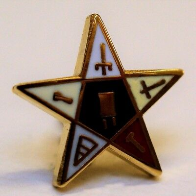 Order of the Eastern Star Lapel pin LP18