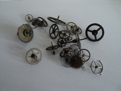 Job Lot Platform Spare Parts For Clock Maker