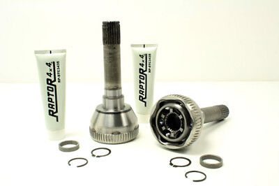 Tf2006 Pair Of H/duty Cv Joints With Abs 1994 Onwards Land Rover Off-Road 4X4