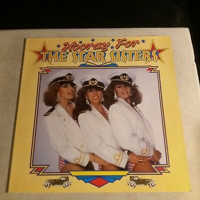 The Star Sisters Hooray For The Star Sisters LP